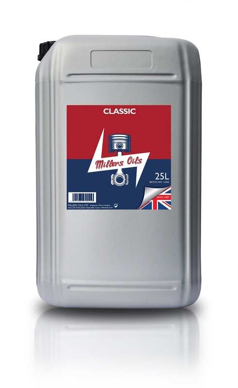 Millers Oils Classic Mini Oil 20w50 20L