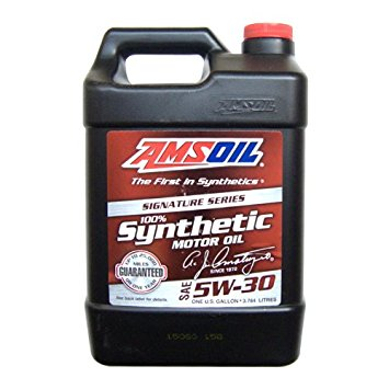 AMSOIL Signature Series 5W-30 Synthetic 3,79 l