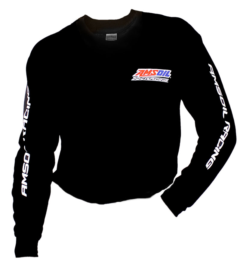 AMSOIL Long Sleeve Racing T - XL