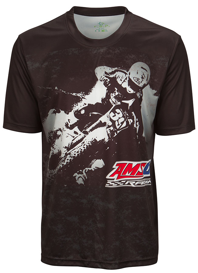 AMSOIL Racing Poly Jersey - S