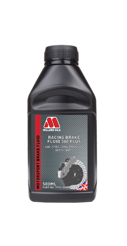 Millers Oils Racing Brake Fluid 300+ 500 ml