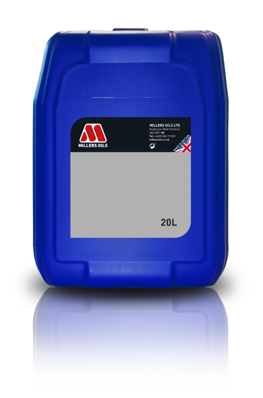 Millers Oils Trident Longlife 5w40 20l
