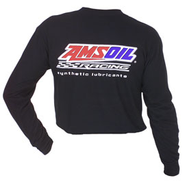 AMSOIL Long Sleeve Racing T - XXL