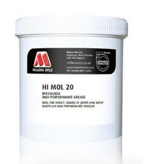 Millers Oils Hi Mol Grease 20 500g