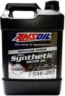 5W-20 Signature Series Synthetic Motor Oil 3,8 l
