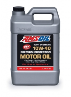 10W-40 Premium Protection Synthetic Motor Oil 3,8 l