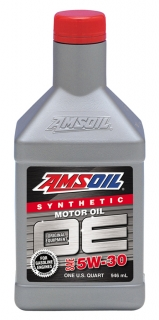 AMSOIL OE 5W-30 Synthetic Motor Oil 1 Quart / 946 ml