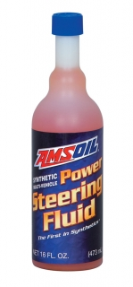 AMSOIL Multi-Vehicle Synthetic Power Steering Fluid 473 ml