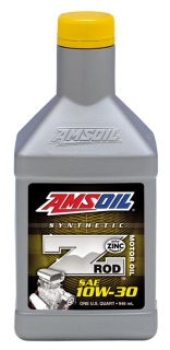 Amsoil 10W-30 Z-ROD Synthetic Motor Oil