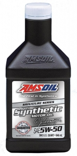 AMSOIL Signature Series 5W-50 Synthetic 0,95 l