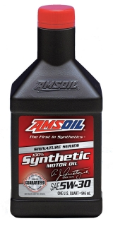 AMSOIL Signature Series 5W-30 Synthetic 0,95 l