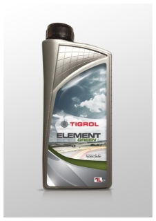 TIGROL ELEMENT GREEN 5W-40 5 litrů