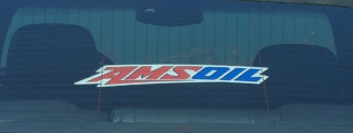 "AMSOIL 16"" Color Static Sticker"