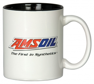 AMSOIL Ceramic Coffee Mug