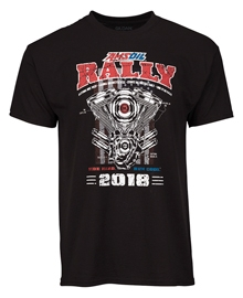 AMSOIL 2018 Rally Tee - XL