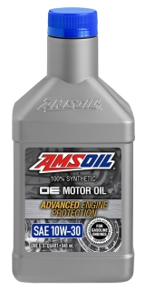 AMSOIL OE 10W-30 Synthetic Motor Oil 1 Quart / 946 ml