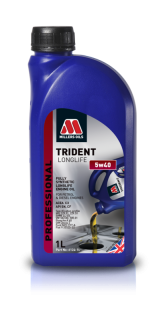 Millers Oils Trident Longlife 5w40 1l