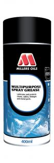 Millers Oils Multipurpose Spray Grease, 400ml