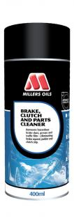 Millers Oils Brake and Clutch Cleaner, 400ml