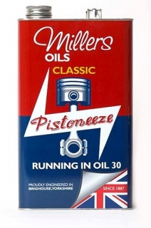 Millers Oils Classic Running In Oil 30 5L