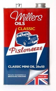 Millers Oils Classic Mini Oil 20w50 5L